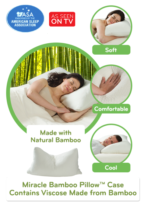 bamboo pillow 2