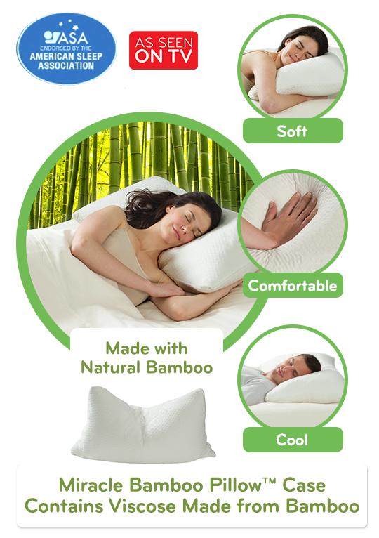 bamboo pillow 2