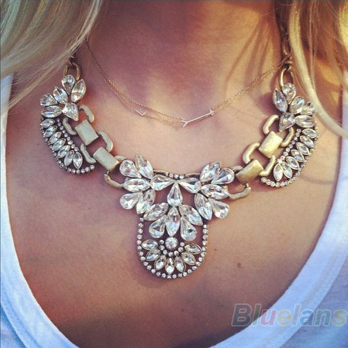 Luxury-Women-Noble-Crystal-Cluster-Chain-PENDANT-Necklace-Retro-Gold-Bubble-Bib-Statement-Necklace-Wedding-Wear.jpg_640x640