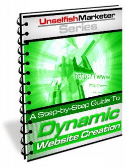 dynamicwebsitecreation