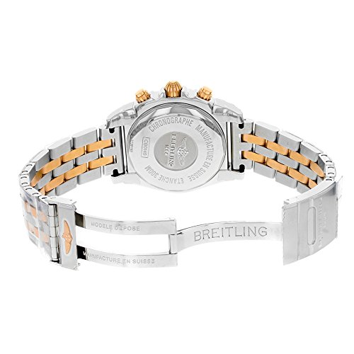 breitling gold silver 2
