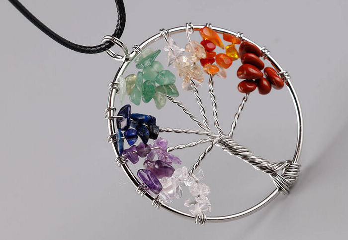 Tree of life necklace 2