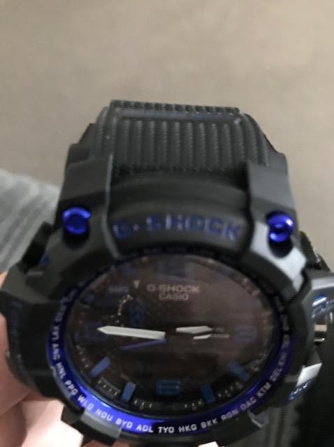 G-Shock name