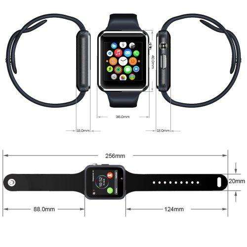 watch measurements